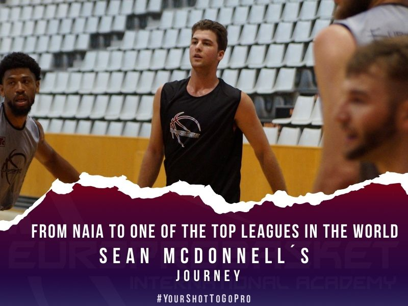 From NAIA to One of the Top Leagues in the World – Sean Mcdonnell's Journey