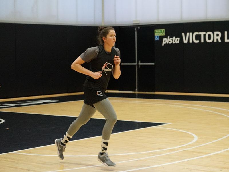 Allison Zalin Basketball Europe