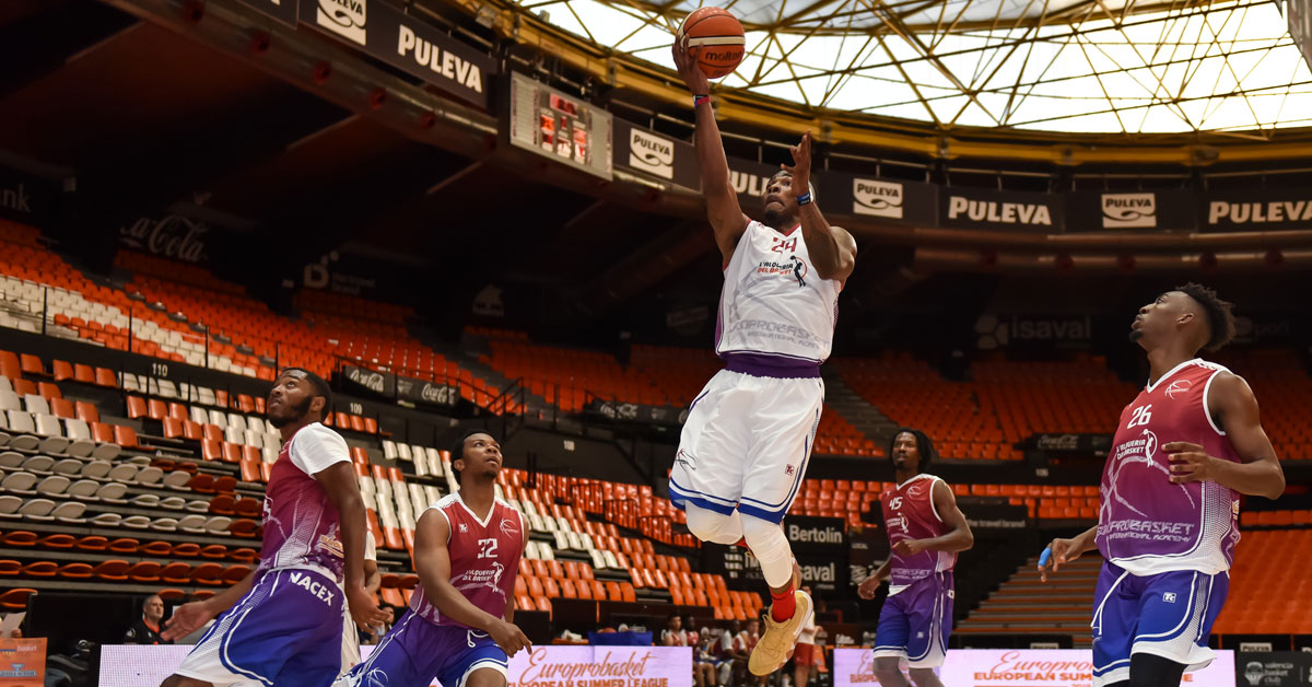 Adebayo Babalola Basketball Spain