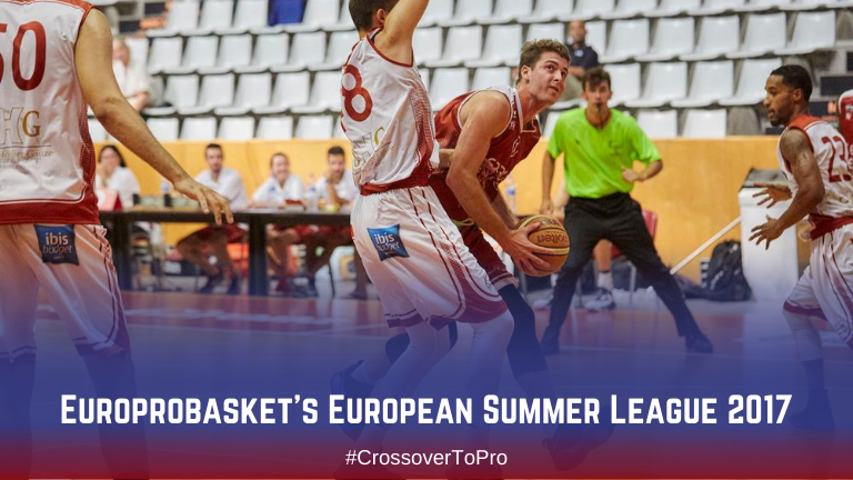 Europrobaskets European Summer League Sean Mcdonnell