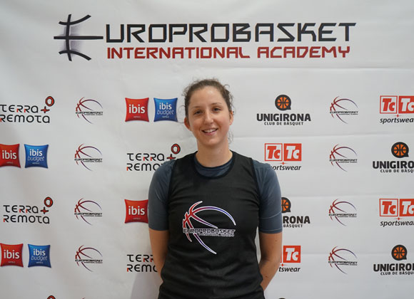 Allison Zain Basketball Europrobasket