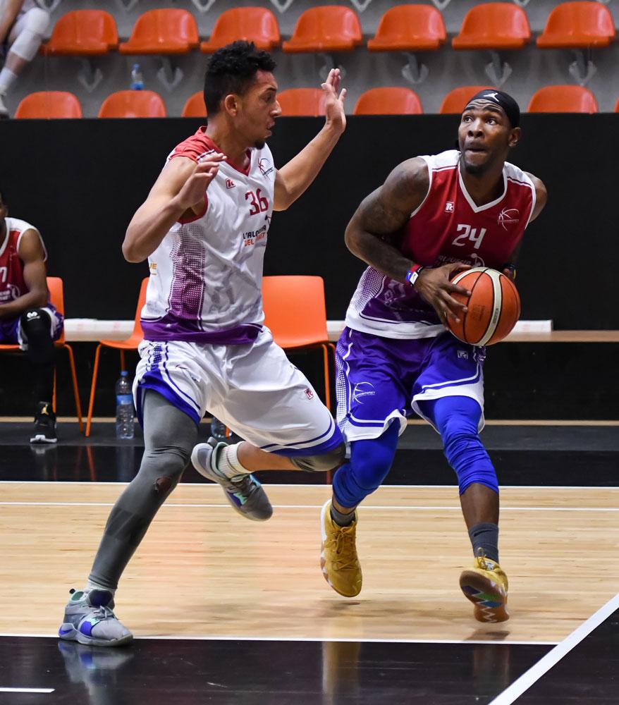 Adebayo Babalola Basketball