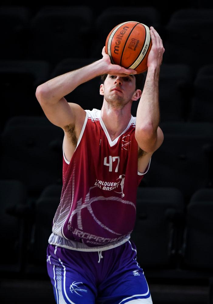 Javier Nicolau Basketball Spain
