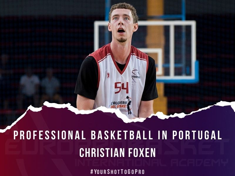 Professional Basketball Portugal
