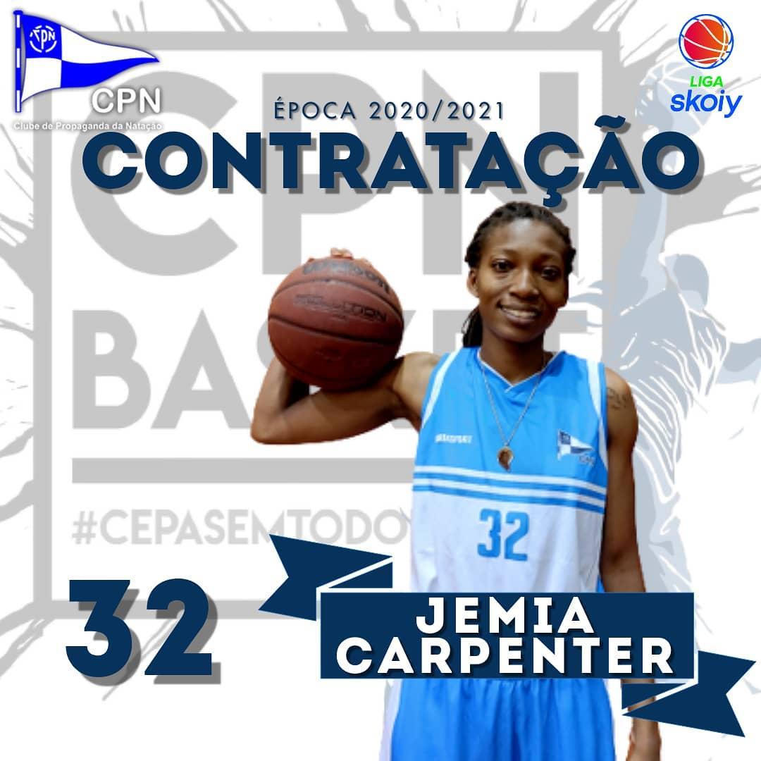Jemia Carpenter CPN Basket