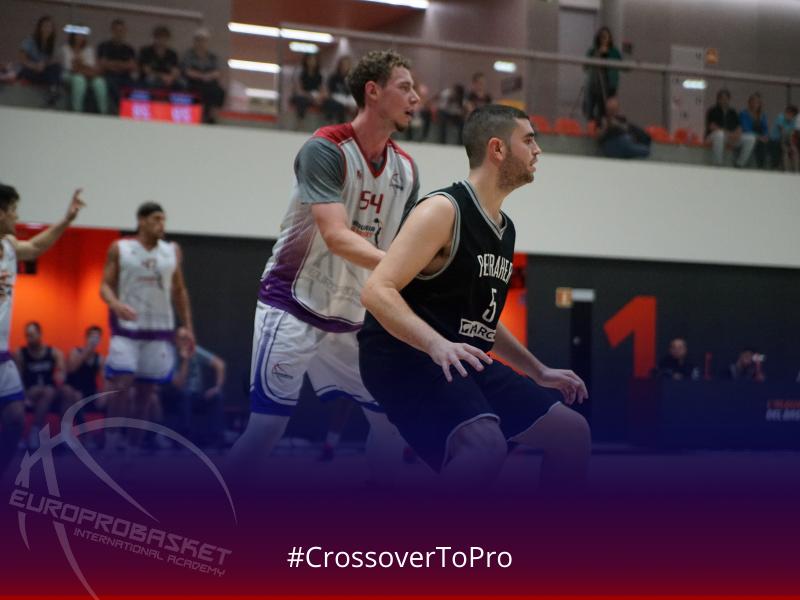 Christian Foxen Basketball Overseas