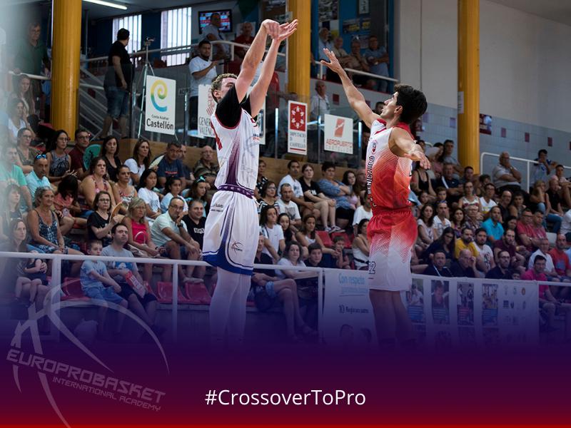 Portugal Basketball Christian Foxen