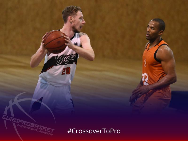 Professional Basketball Portugal Christian Foxen