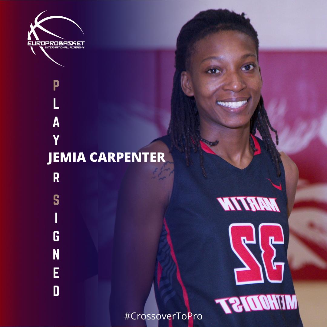 Jemia Carpenter Portugal