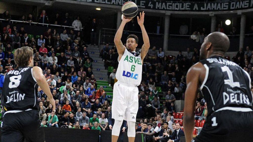 AJ Slaughter French Basketball League Salaries
