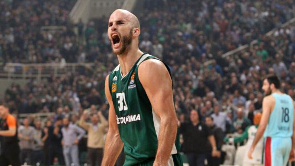 Nick Calathes Greek Basketball League