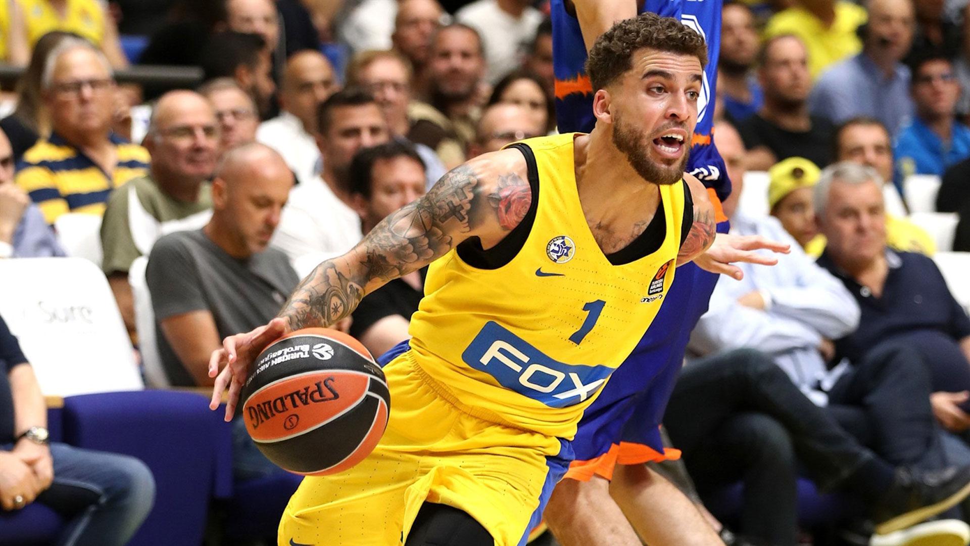 Scottie Wilbekin Israel Basketball League
