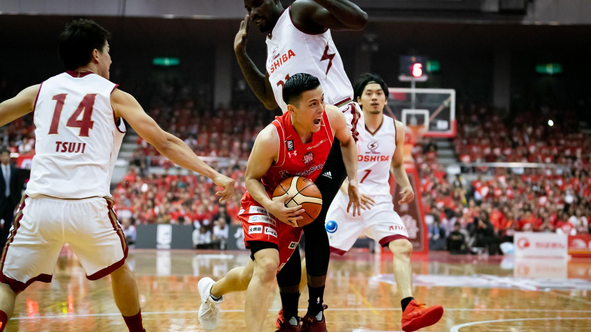 Japan Basketball League B-League