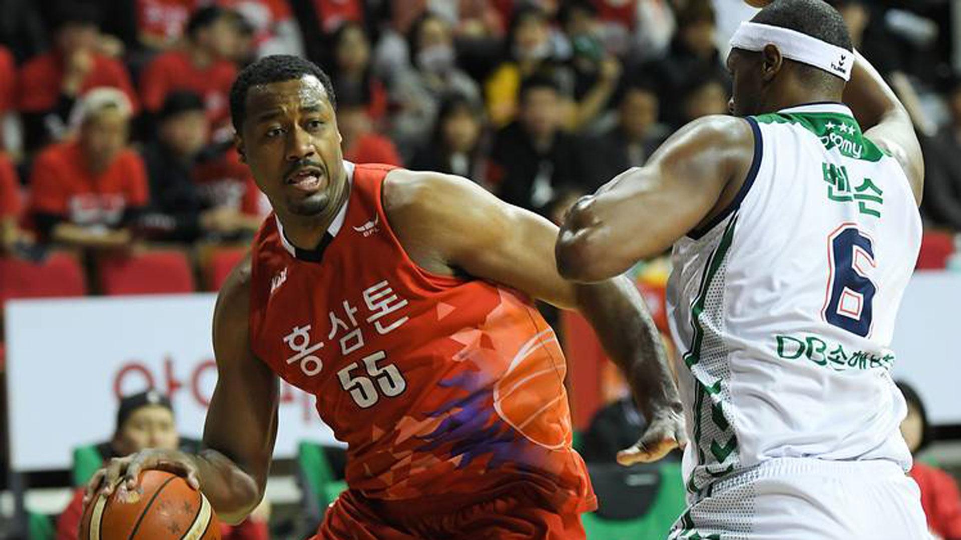 Korean basketball league KBL