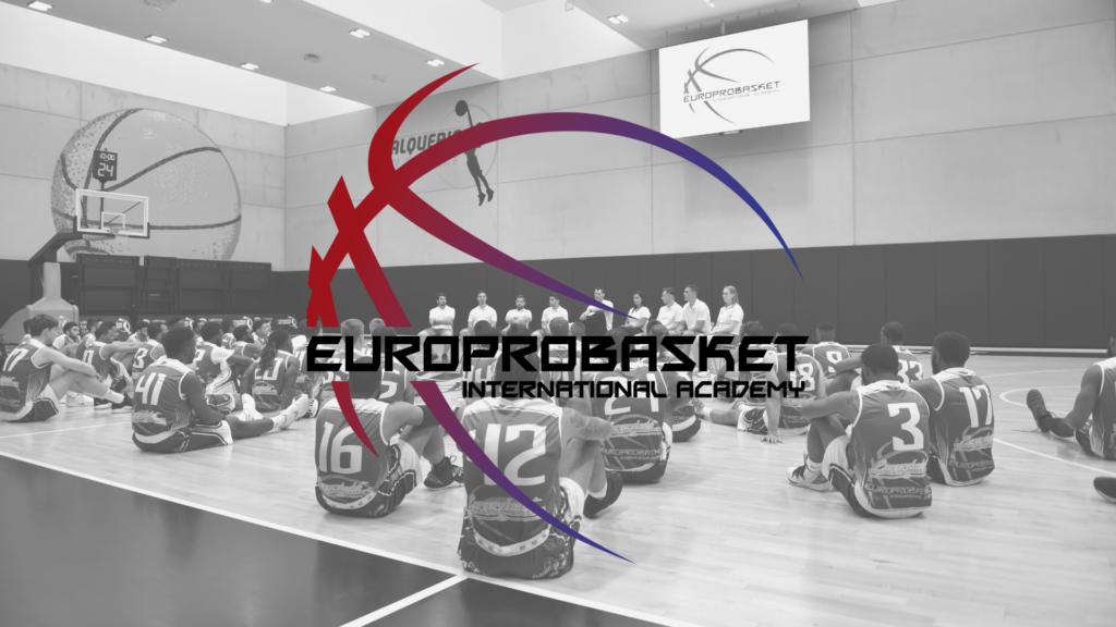 Europrobasket logo