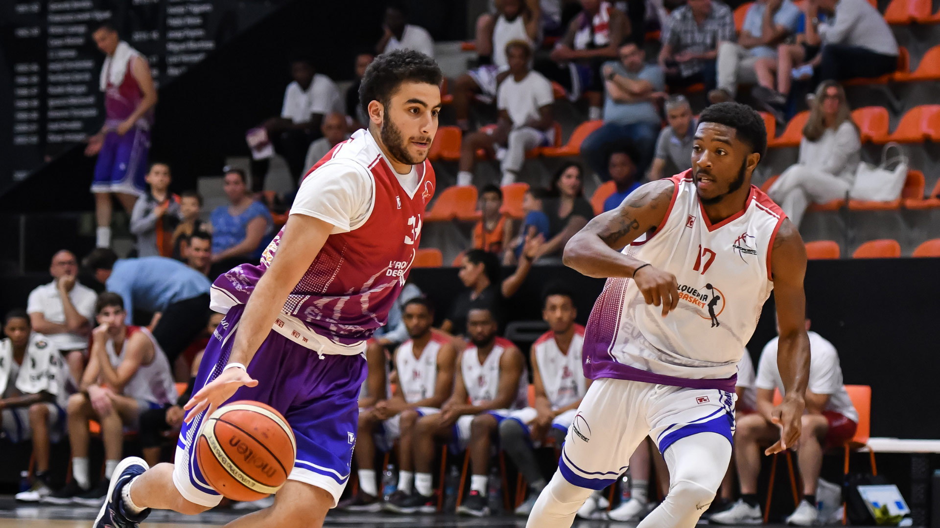 Overseas Basketball Combine teams