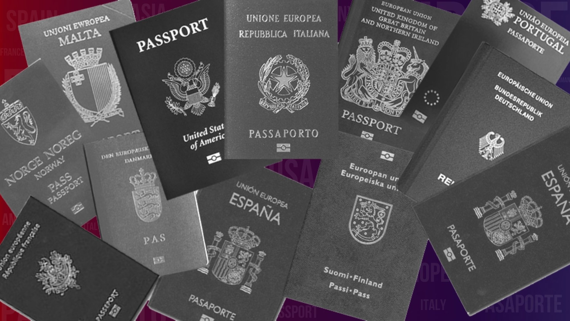 Bosman Passport Cotonou Passport