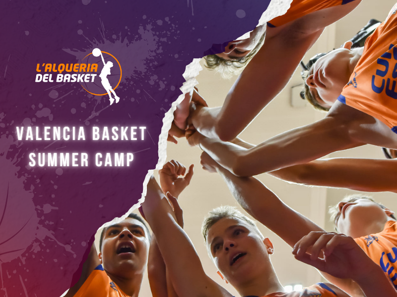 Summer basketball camp 2021