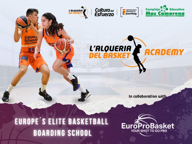 Basketball Boarding School