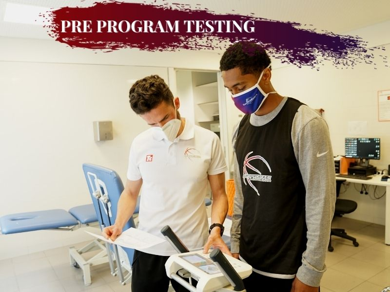 Pre Program Testing Europrobasket
