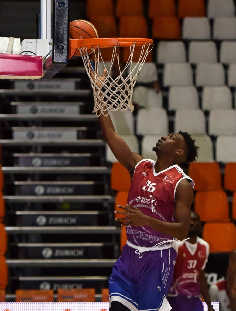 Bigus Bangura Europrobasket