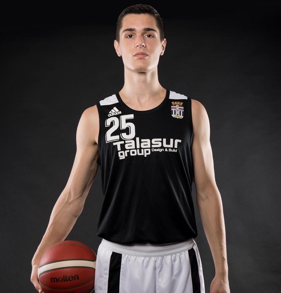 Daniel Cubra european Summer league