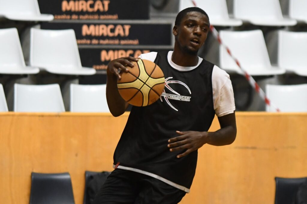 Jonathan Wilson europrobasket spain basketball