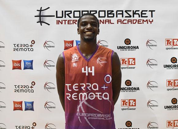 Jonathan Wilson basketball spain