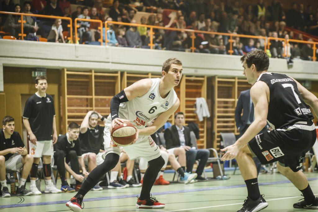 Filip Mileta Europrobasket Summer League