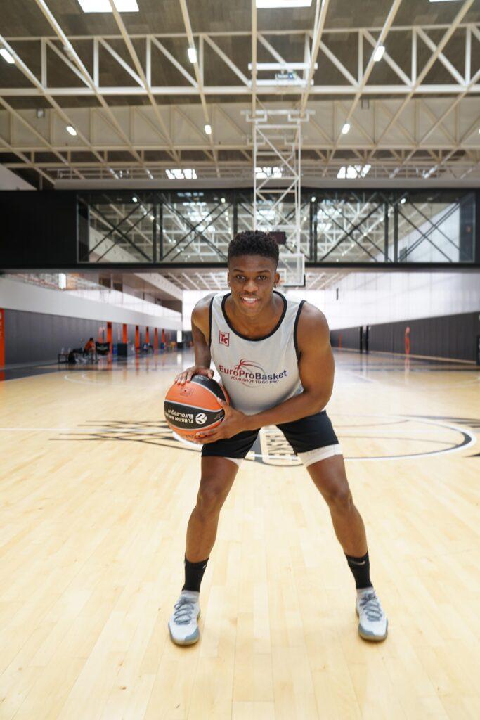 Ahmed Nelson Traore europrobasket
