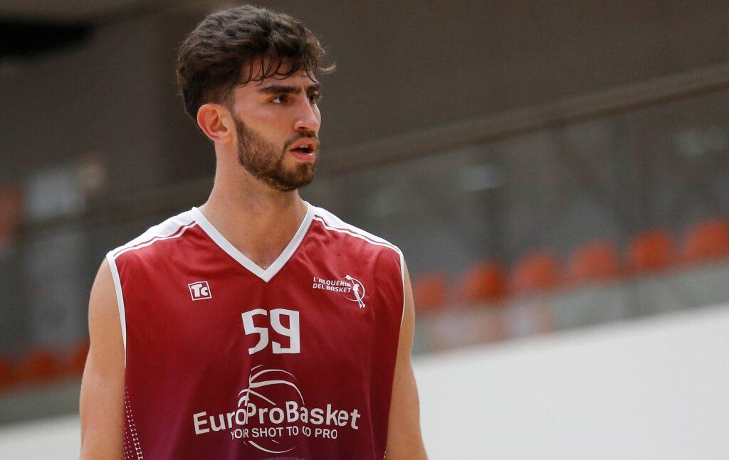Overseas Basketball Tryout Erkam Kiris