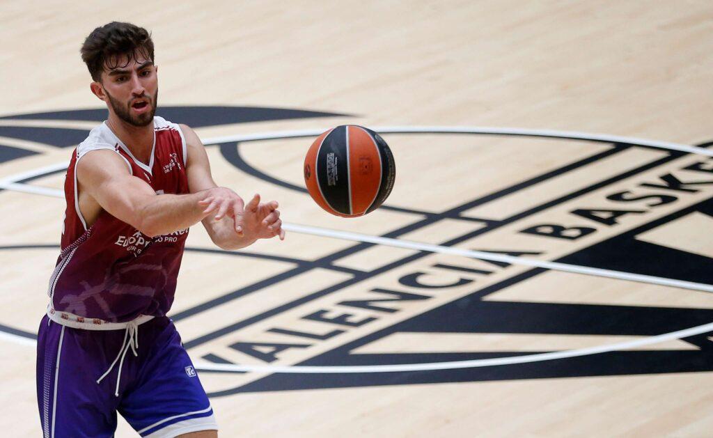 Erkam Kiris EuroProBasket