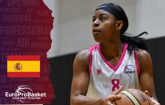 Female Players Spain