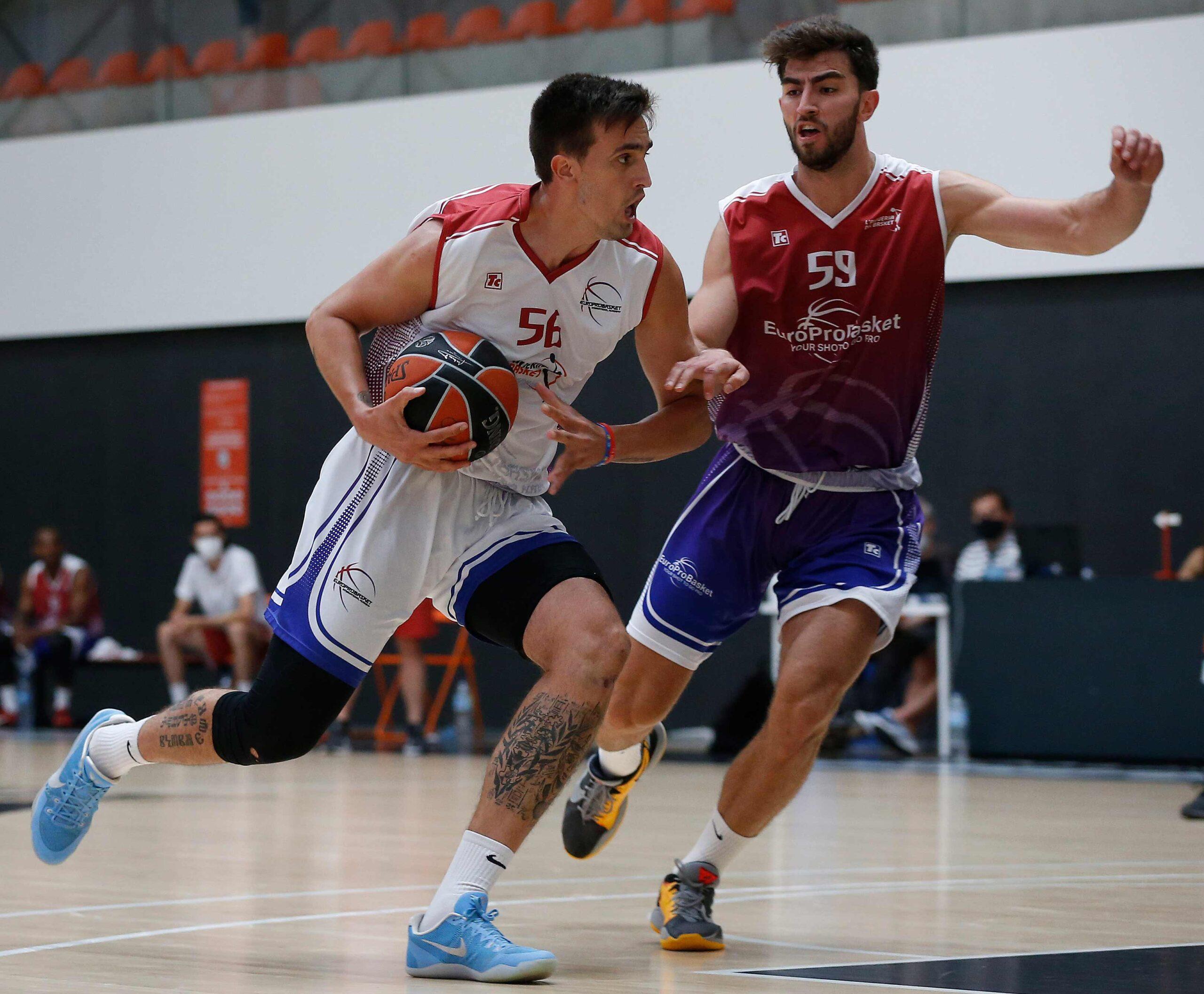 Ante Sustic Europrobasket