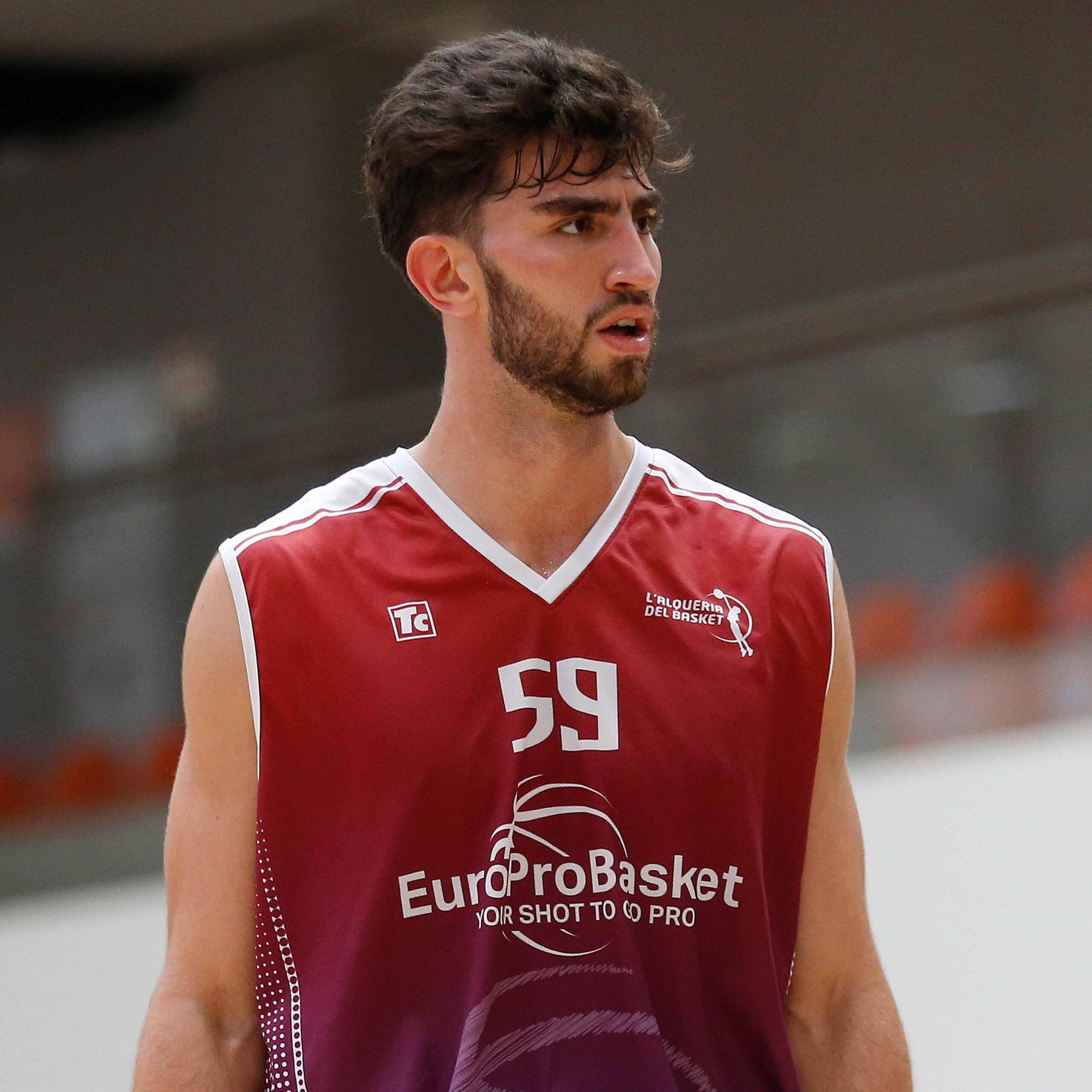 Europrobasket Erkam Kiris Basketball