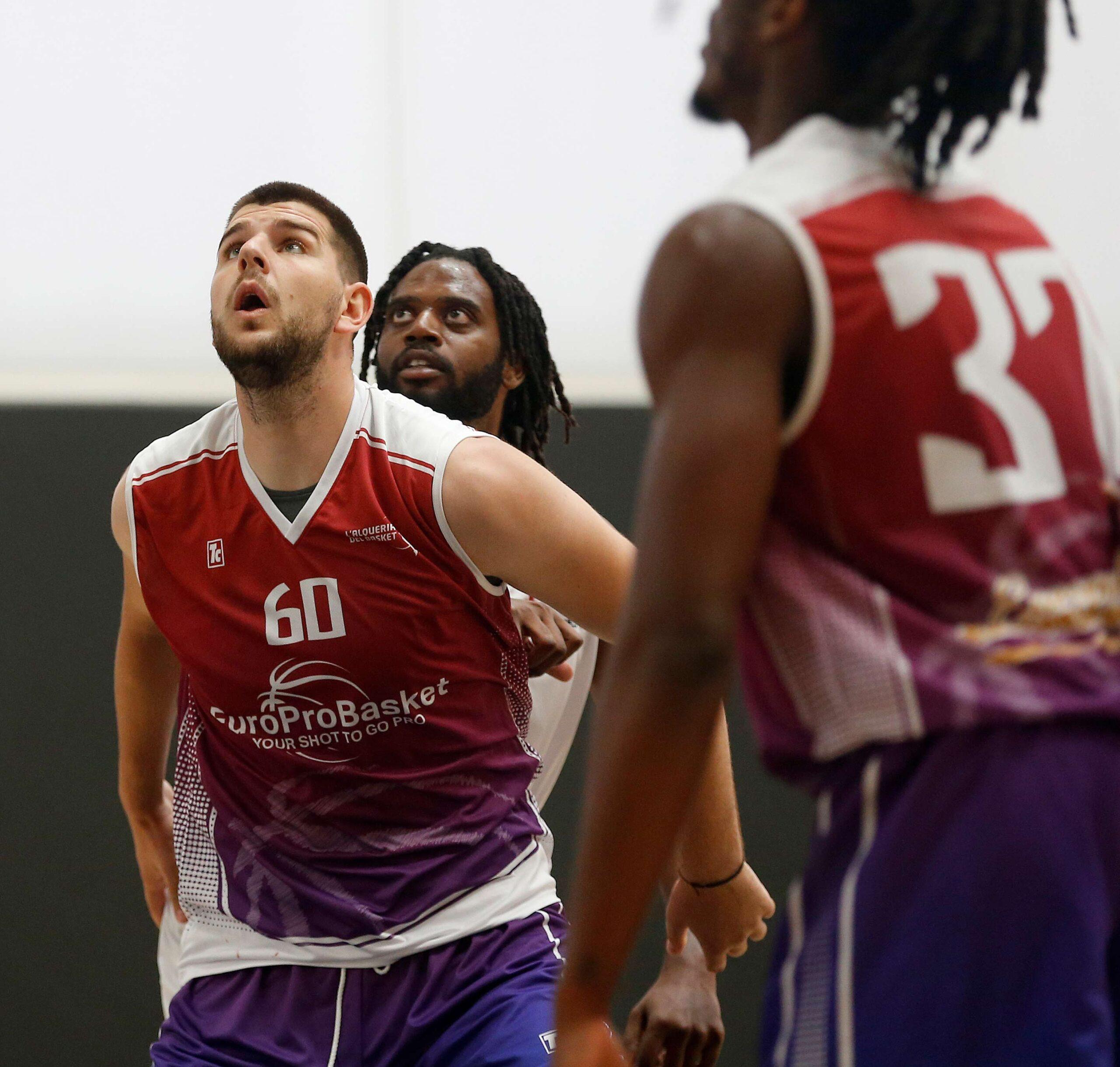 EuroProBasket Milan Pavlovic