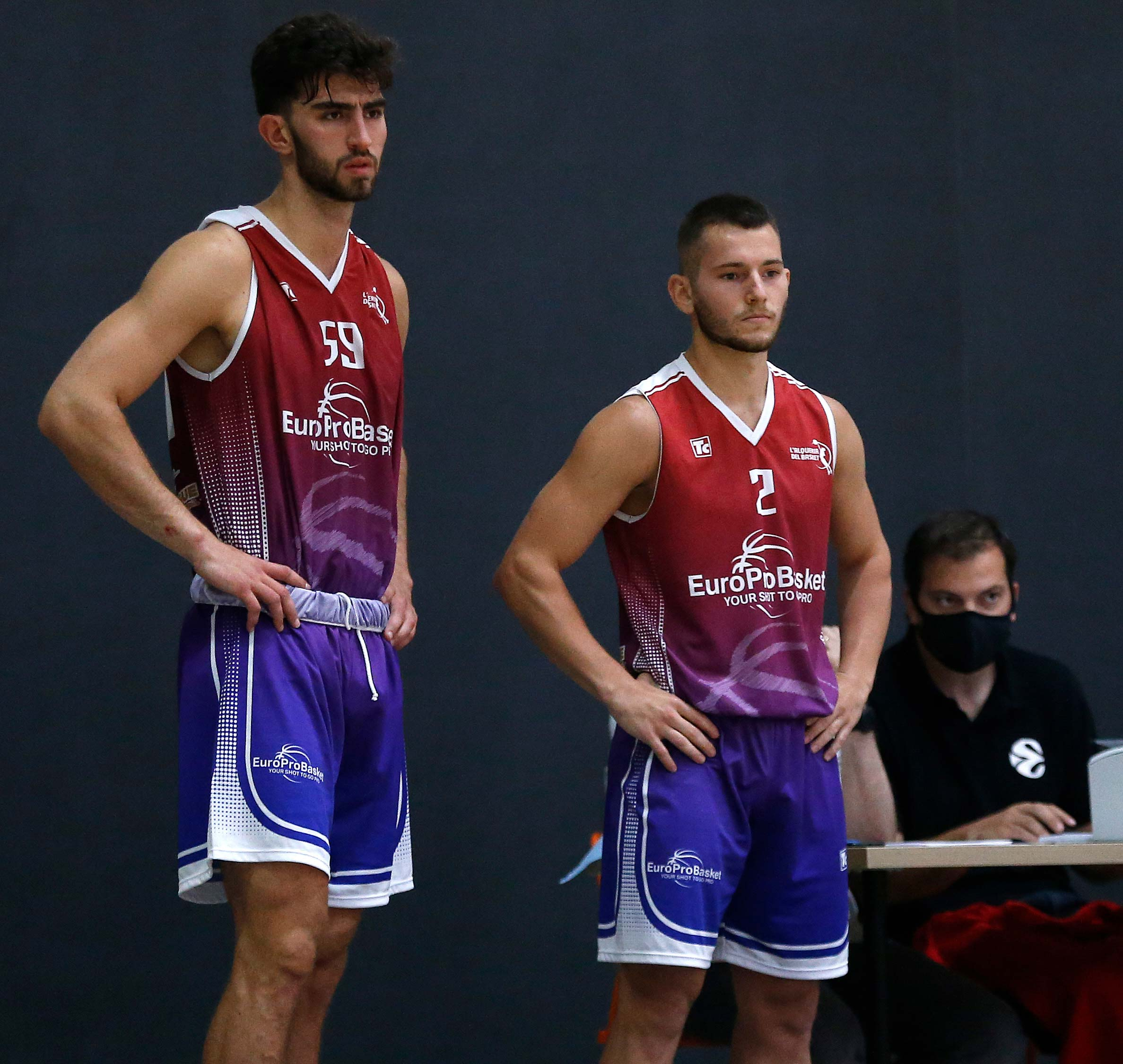 Erkam Kiris and Svetlin