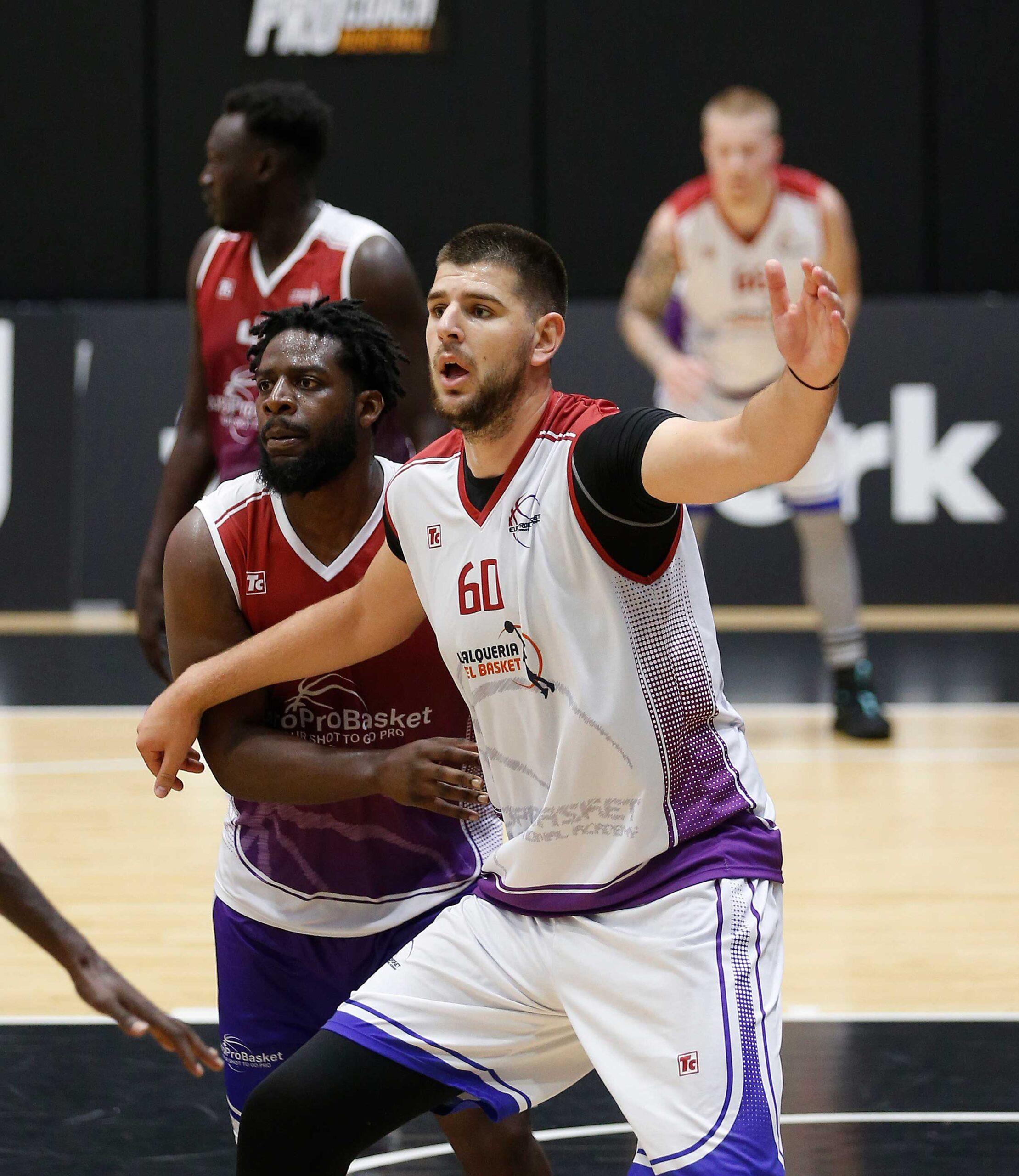 Milan Pavlovic EuroProBasket European Summer League