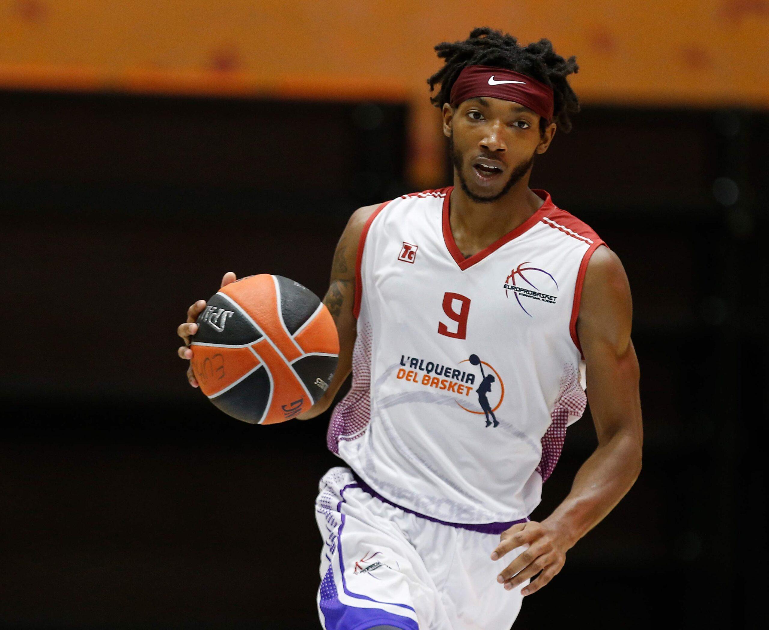 Steffen Brunson Europrobasket