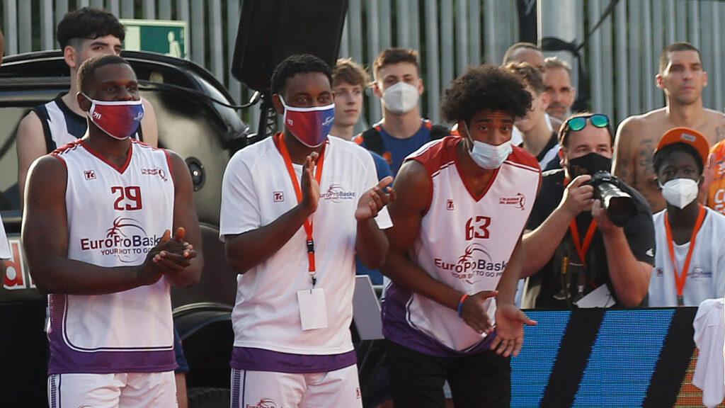 Malick Gueye Basketball Spain
