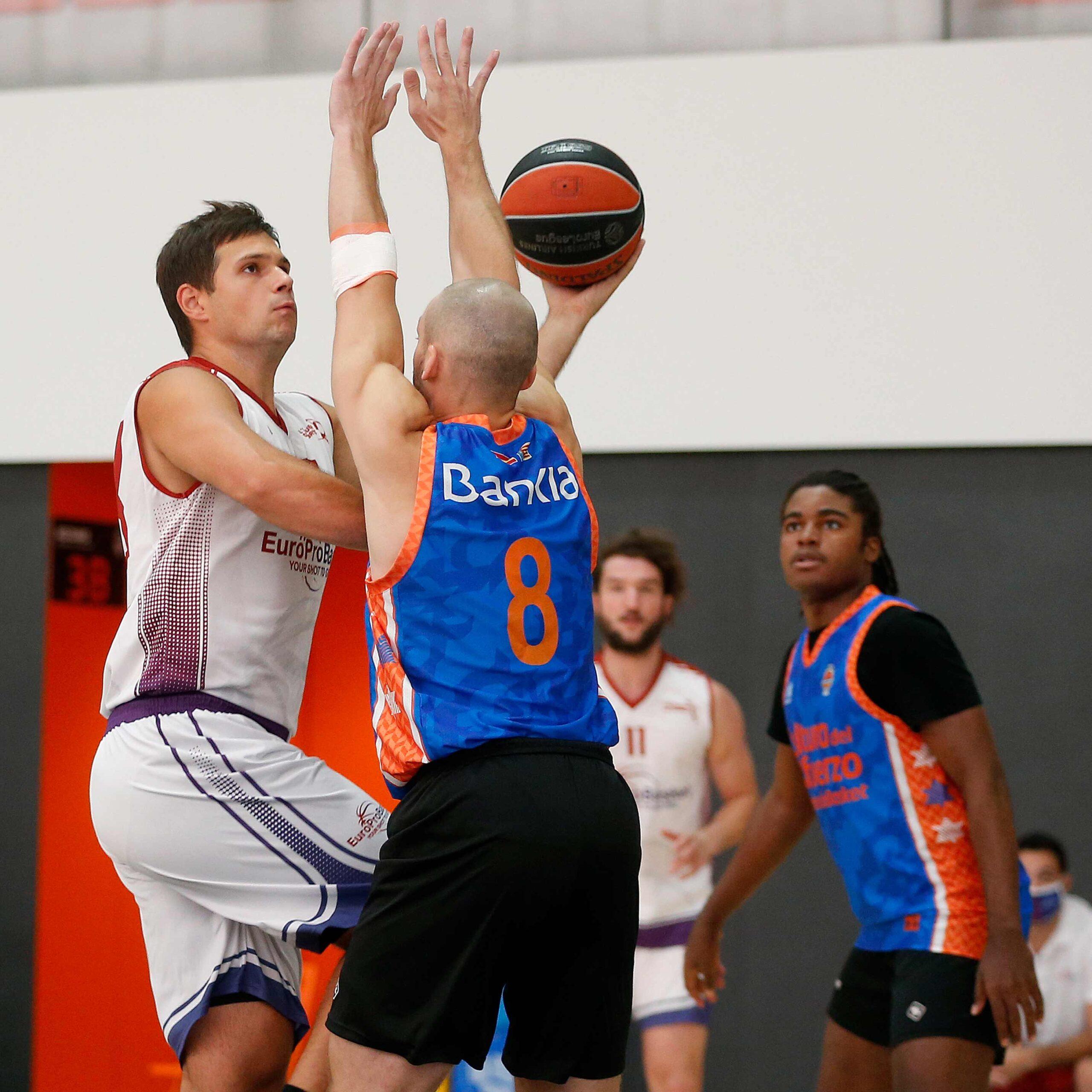 Basketball Gheorghe Rebeja Basketball Spain