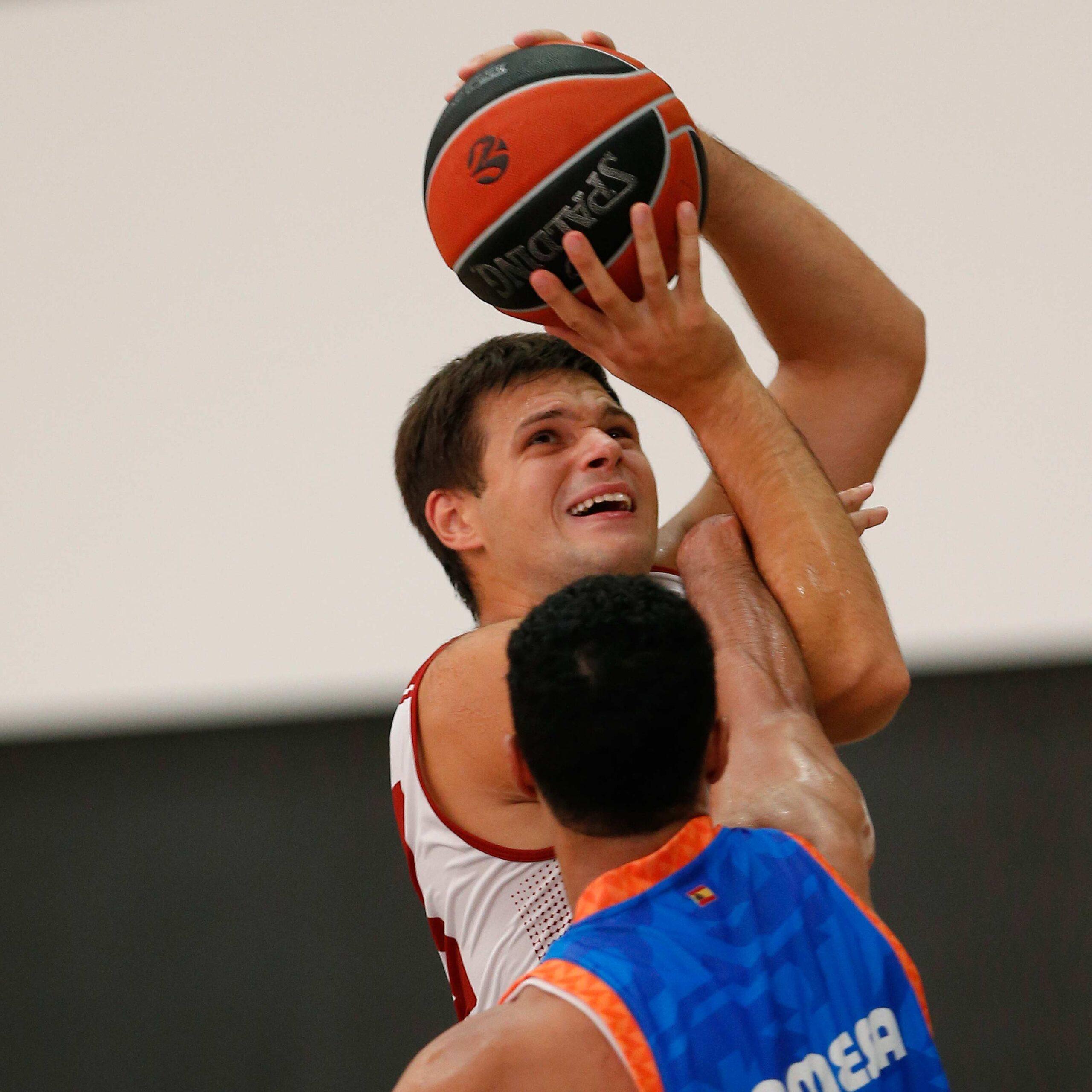 Gheorghe Rebeja Basketball