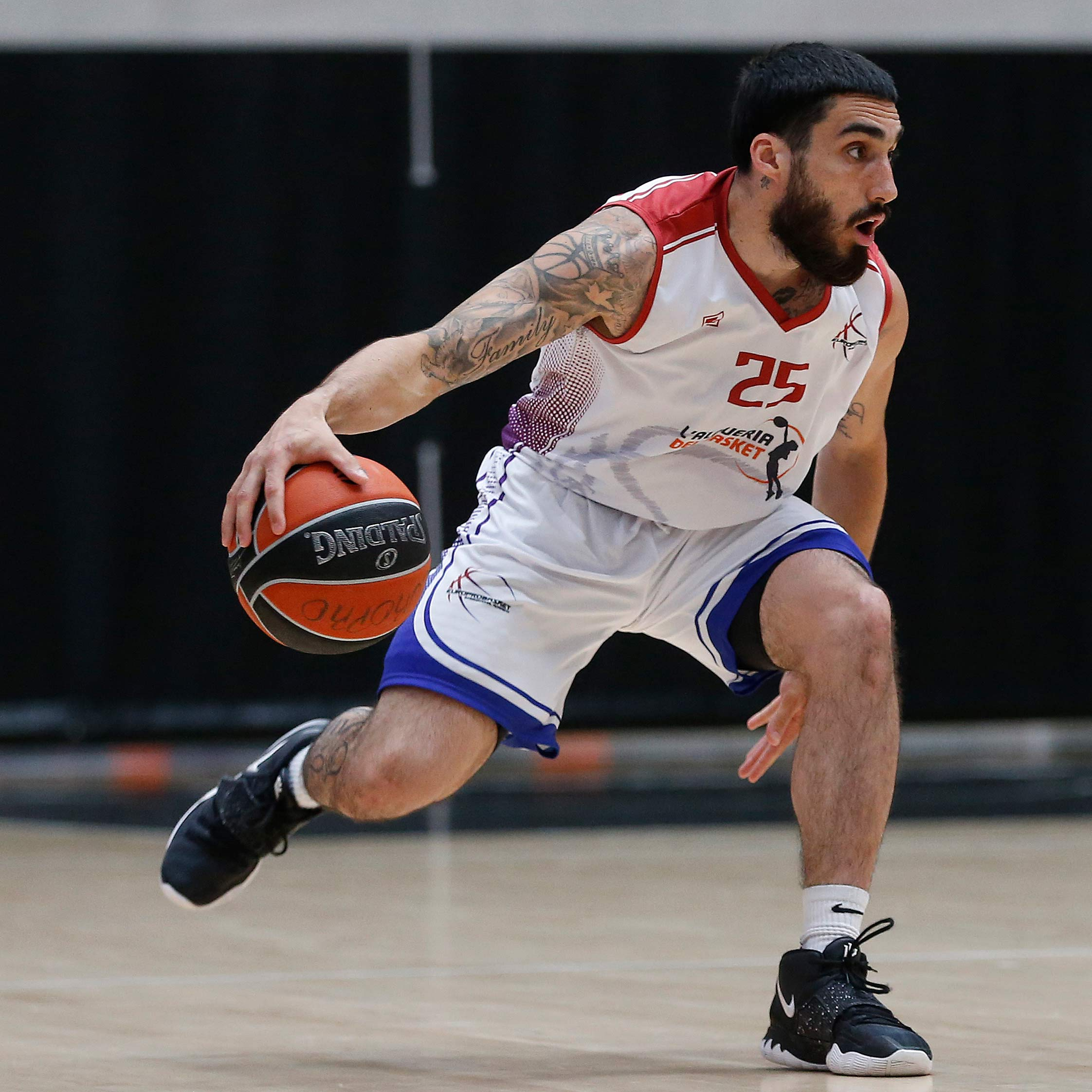 Jose Ramos Basketball Spain