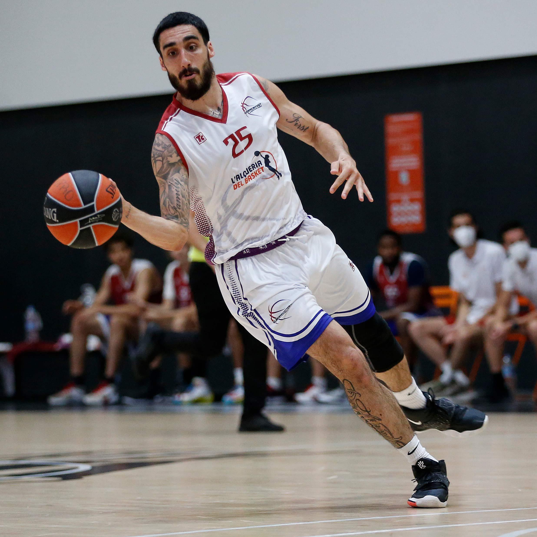 Basketball Spain Jose Ramos