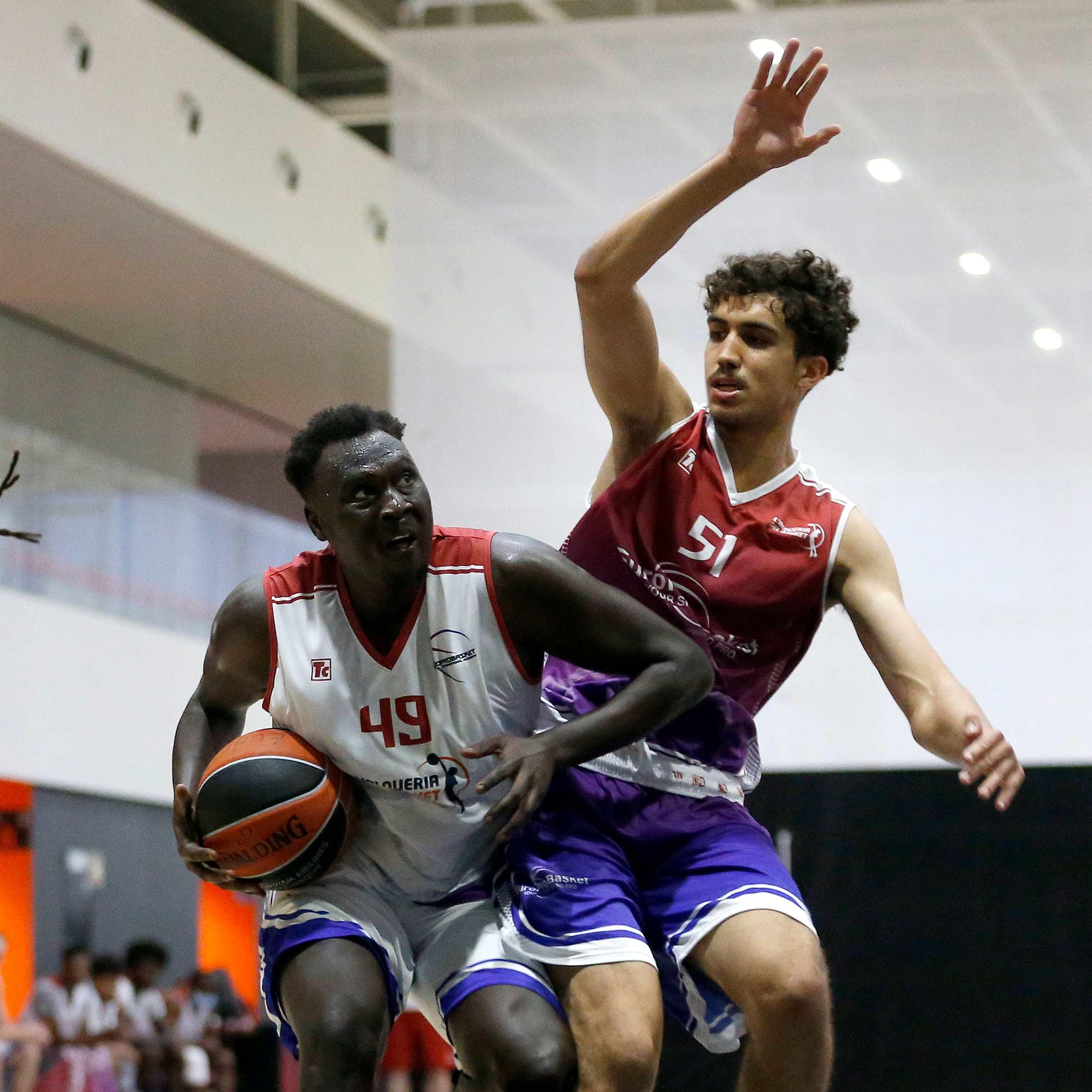Basketball Oman Oman