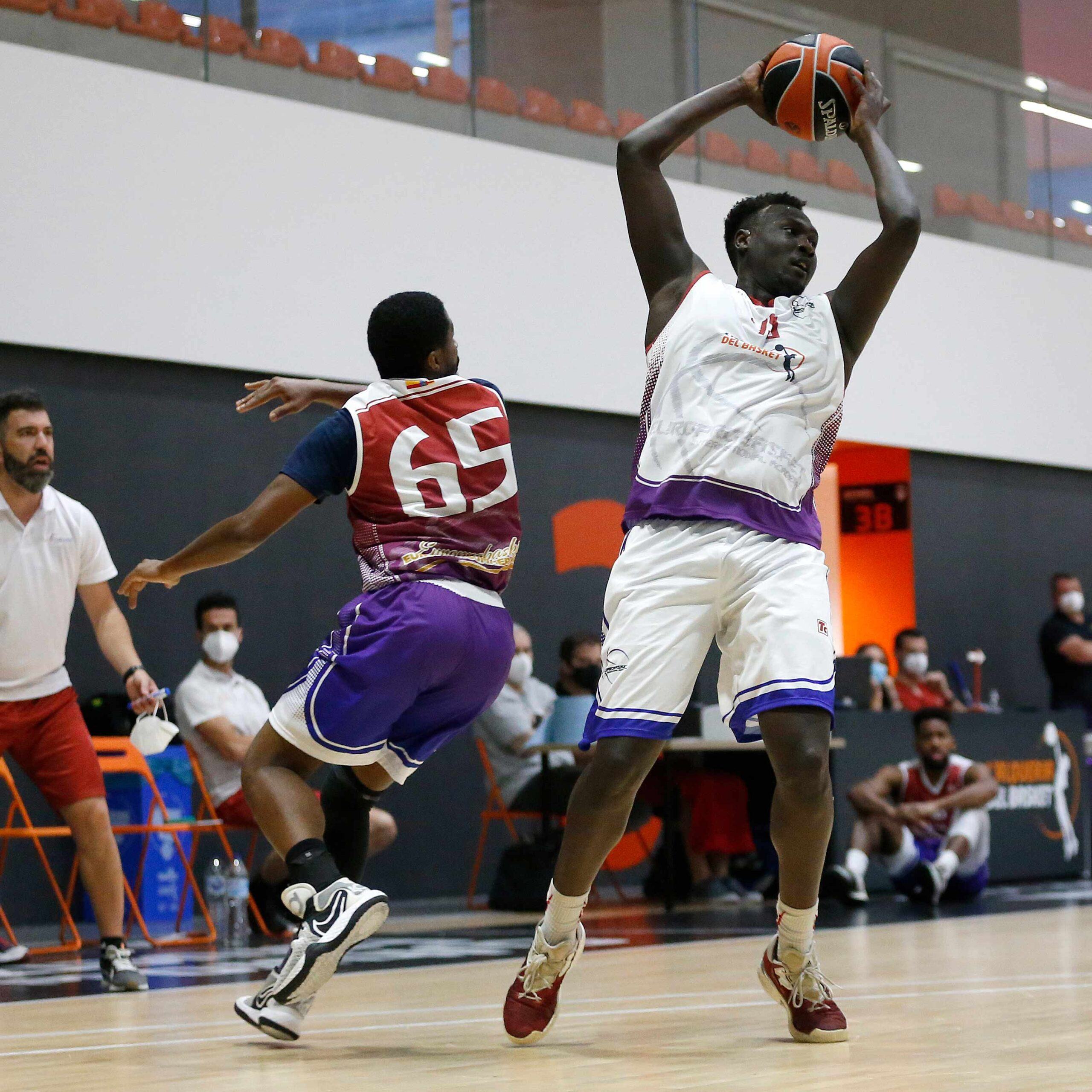 Basketball Oman Oman Spain