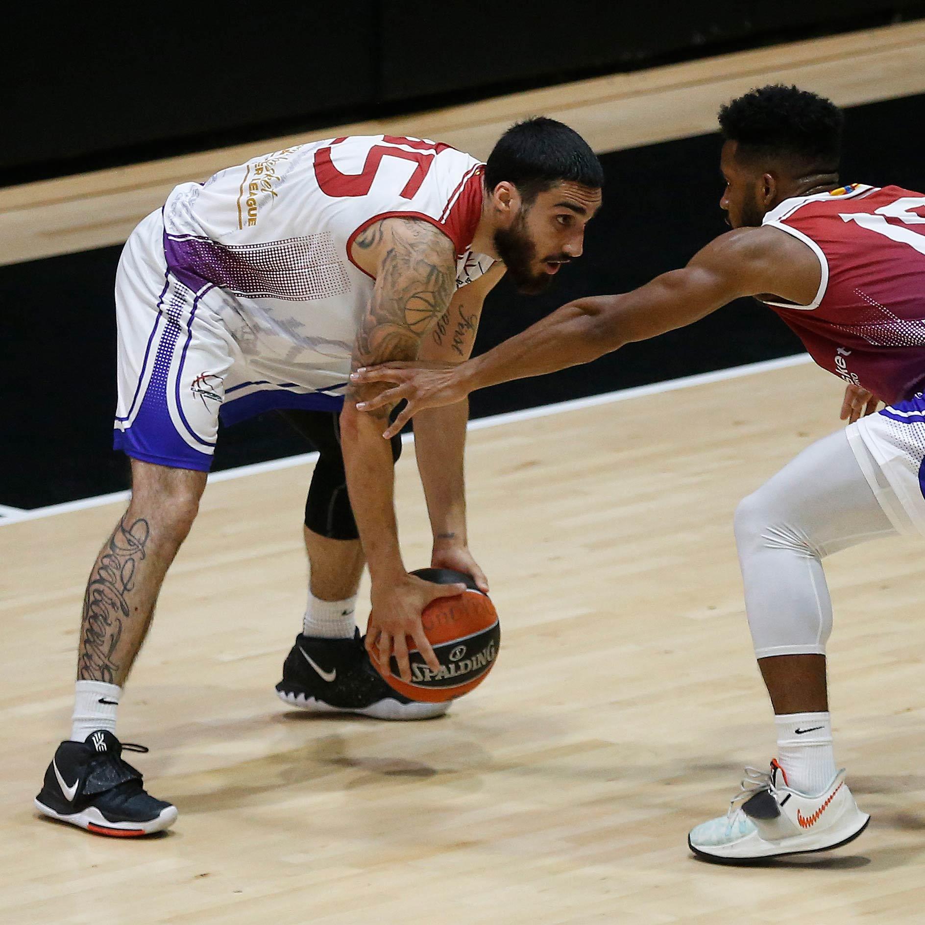 Basketball Jose Ramos