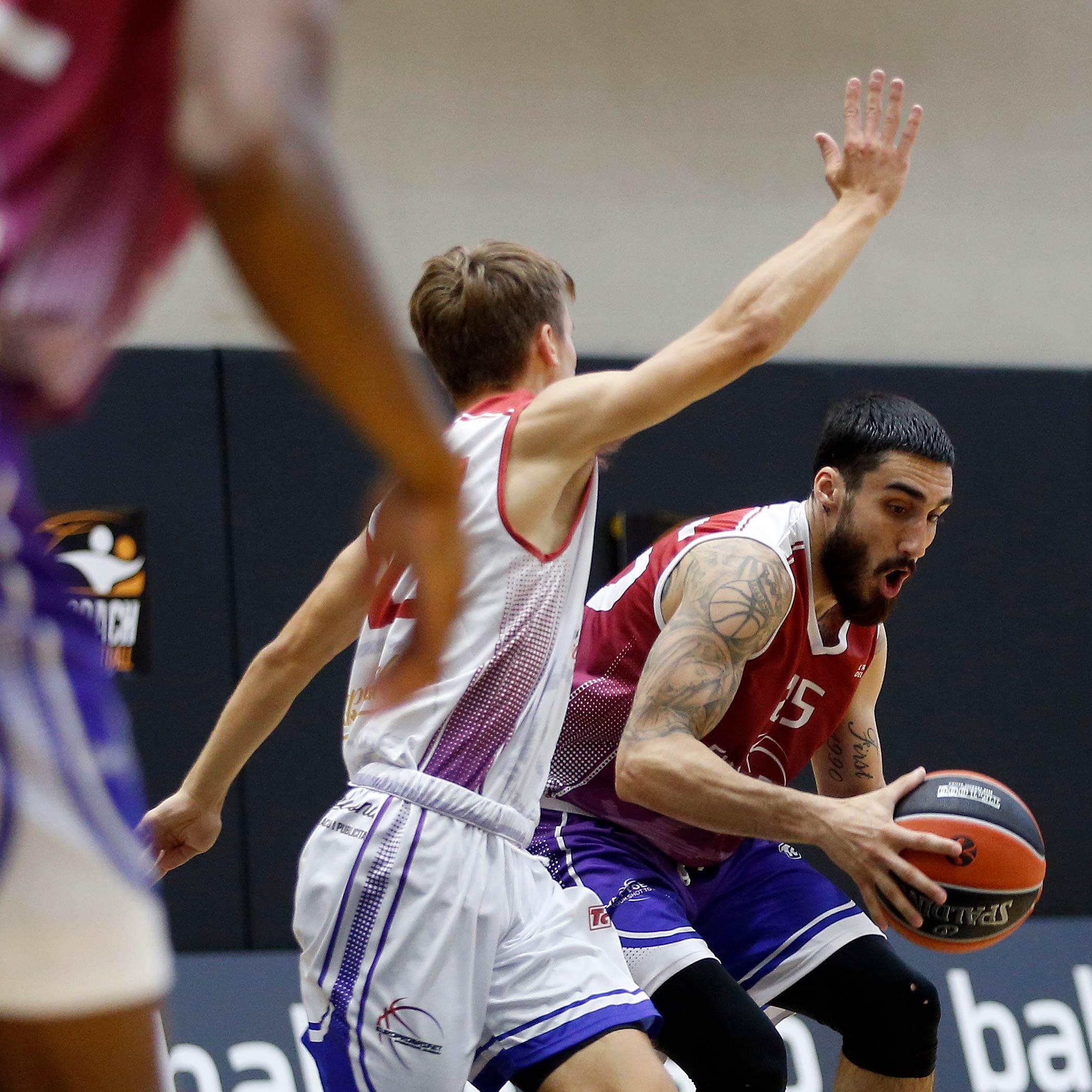 Basketball Extremadura Jose Ramos