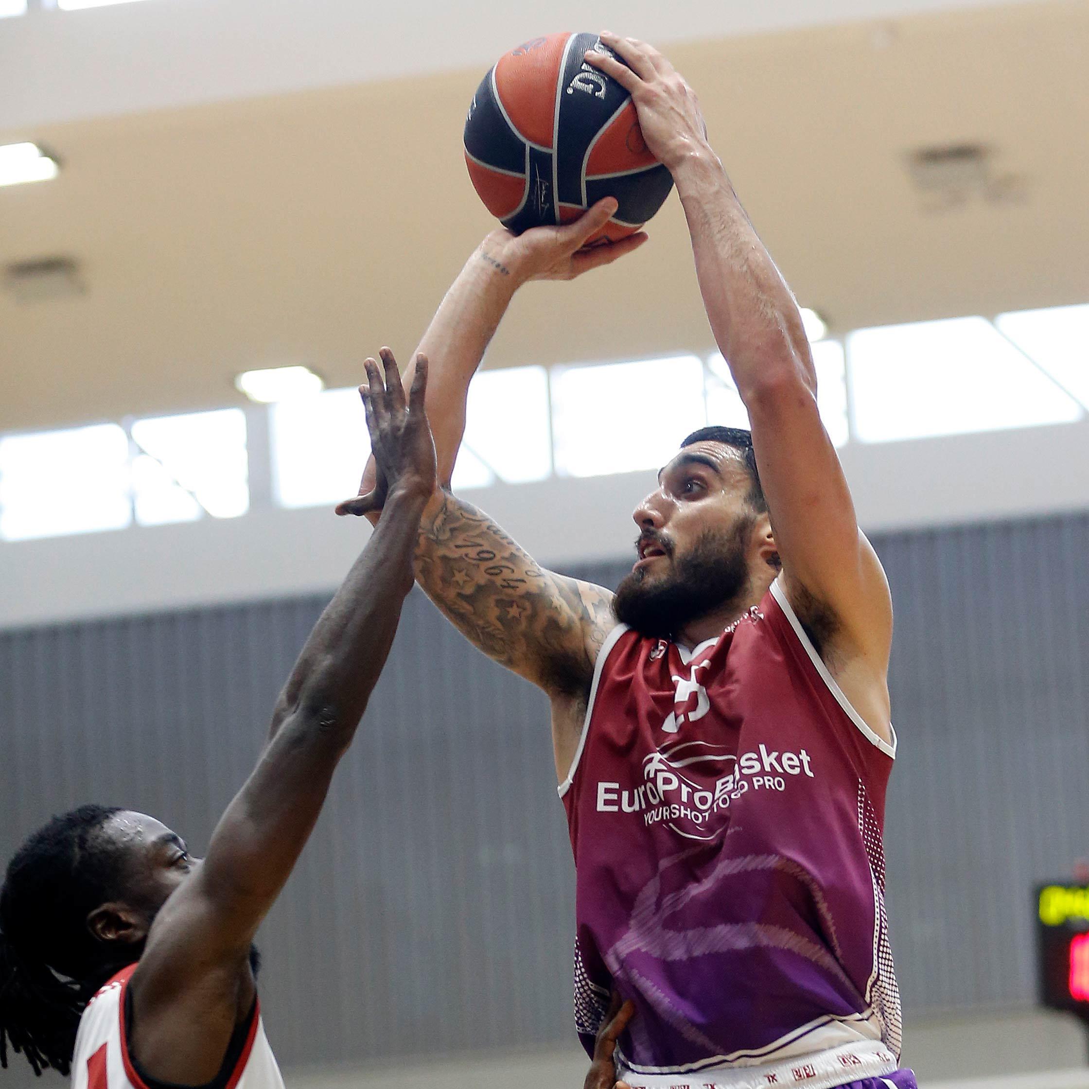 EuroProBasket Jose Ramos