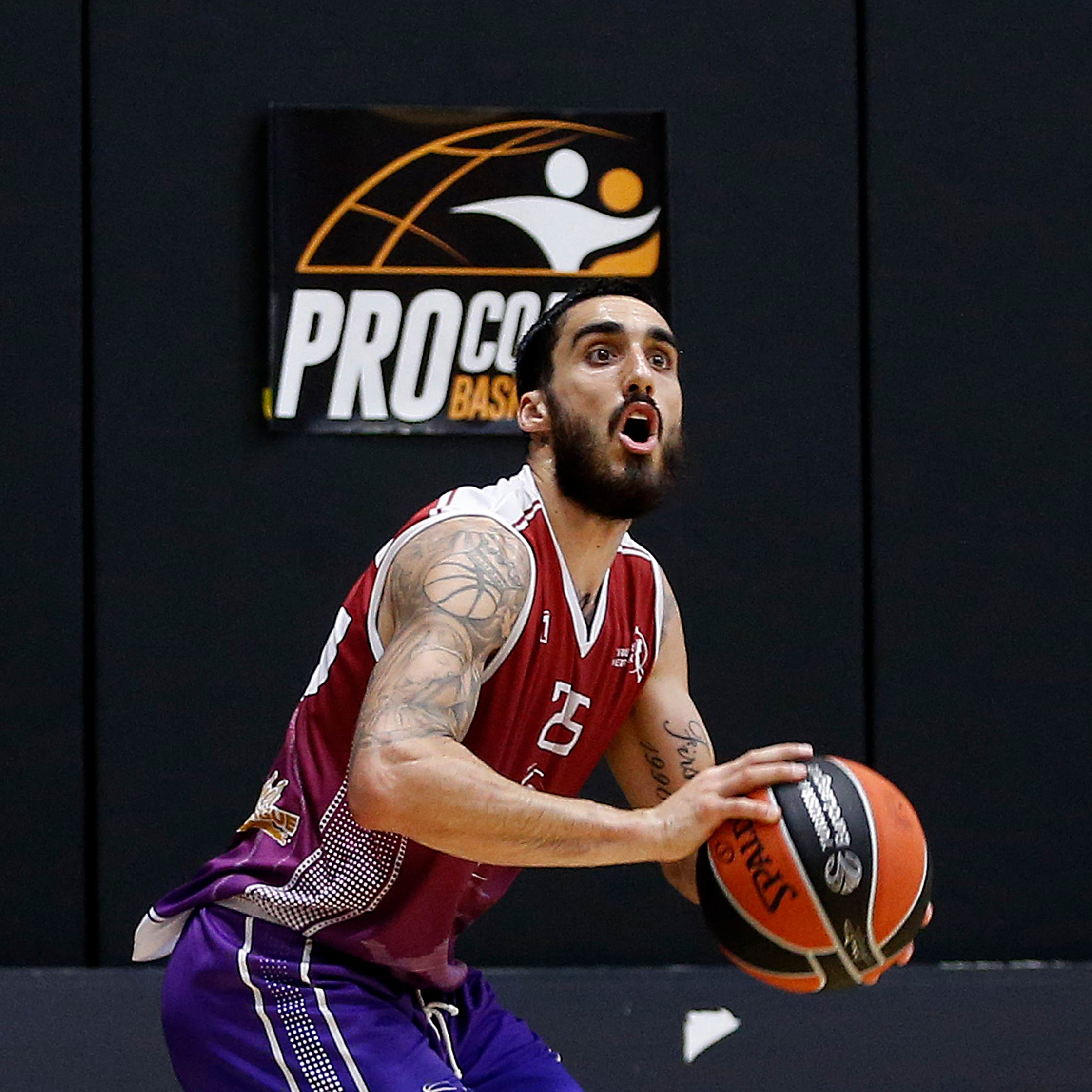 Jose Ramos EuroProBasket